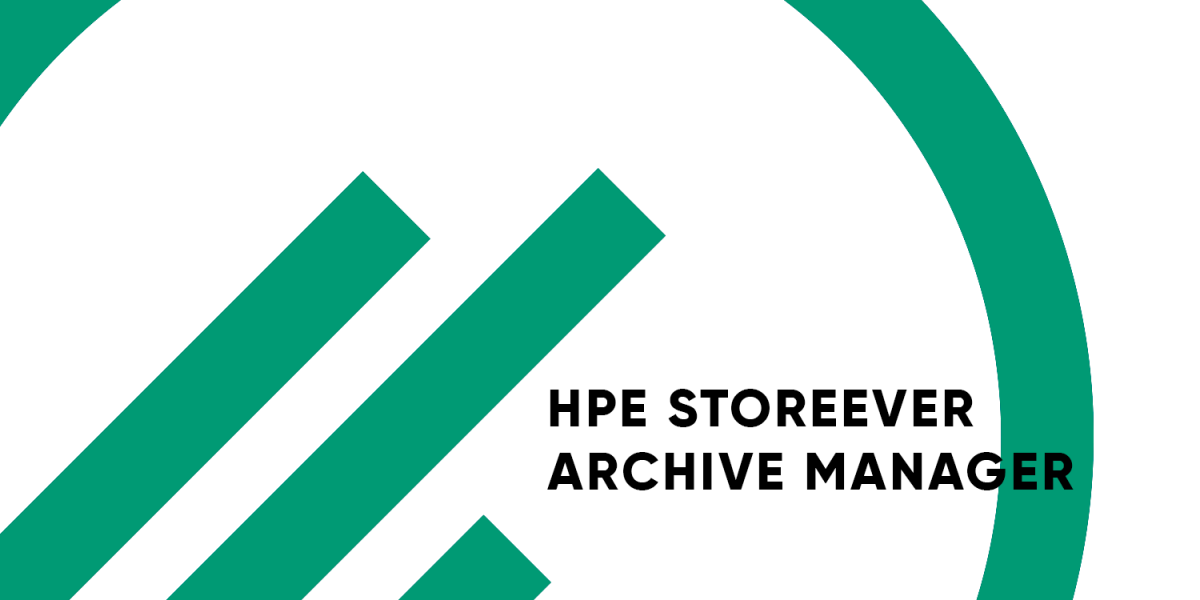 HPE-STOREEVER-ARCHIVE-MANAGER-MPE