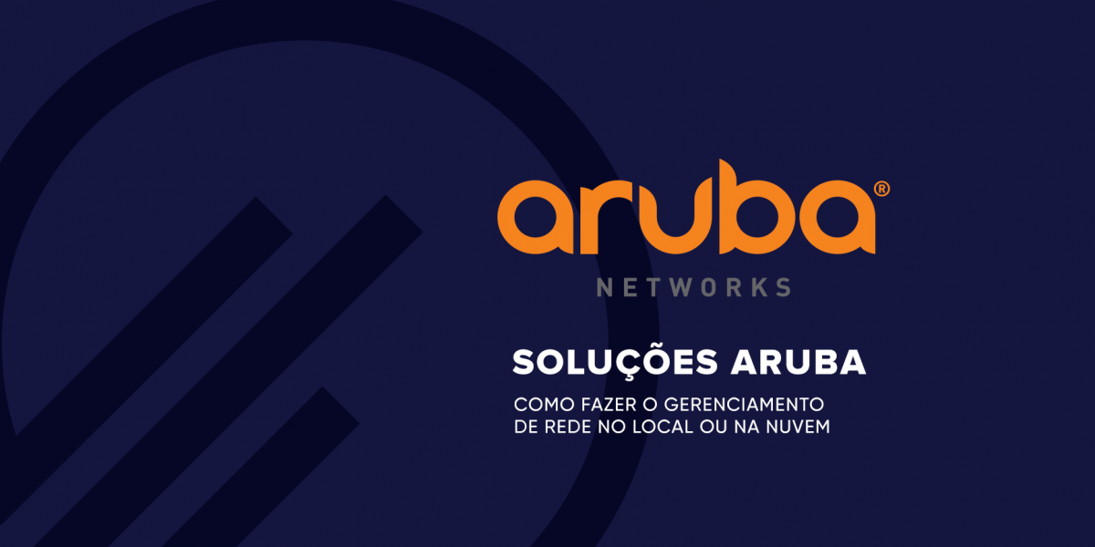 Soluções Aruba