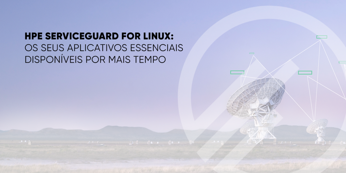 HPE Serviceguard for Linux