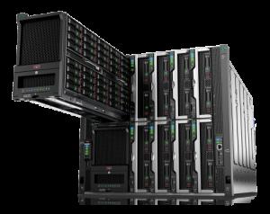 HPE Synergy - MPE Soluções